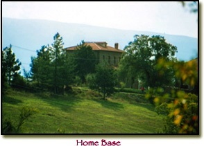 HSABC home-base in Assisi