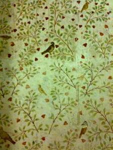 Bird Fresco (Roman Assisi)