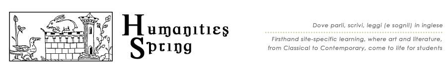 Humanities Spring